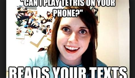 Laina Meme - overly attached girlfriend adorably opens up about