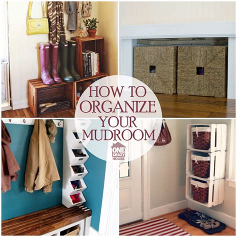 mudroom organization mudroom organization ideas that will keep the rest of your