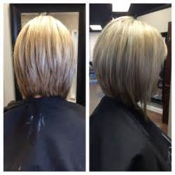 front and back of inverted bob hair long inverted bob our stylist work pinterest