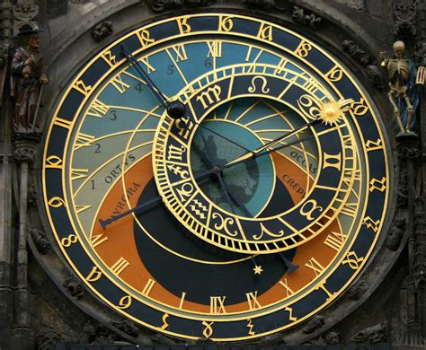 Astronomical Wall Clock the essence of time monumentally important clocks wired