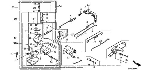 honda gx200 engine diagram imageresizertool