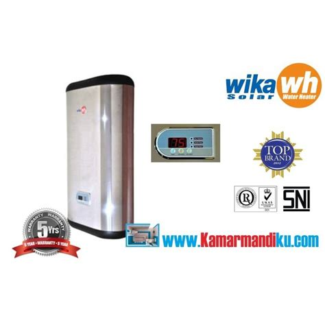 Water Heater Wika 300 Liter ewh 80 l toko perlengkapan kamar mandi dapur
