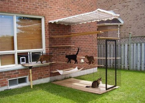 Best Cat House by Top Easy Cat House Project Ideas About Pet