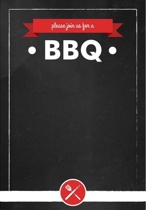 bbq invitations templates free 17 best images about barbecue invitations on