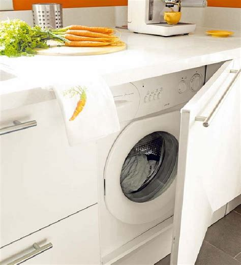 washing machine in kitchen design combine kitchen with washing machine washing machine