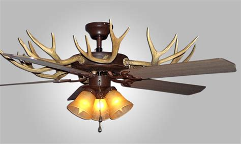 rustic lodge ceiling fans rustic ceiling fans home design antler ceiling
