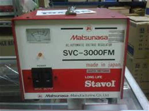 Stabilizer Oki Handal 3000 Watt Oki Stabilizer dealer resmi stabilizer matsunaga toko stabilizer di