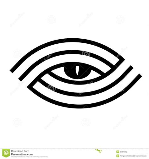 illuminati symbol eye best black tribal illuminati eye design tattoos