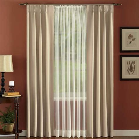 layering curtains with sheer room with a view give your window coverings a makeover