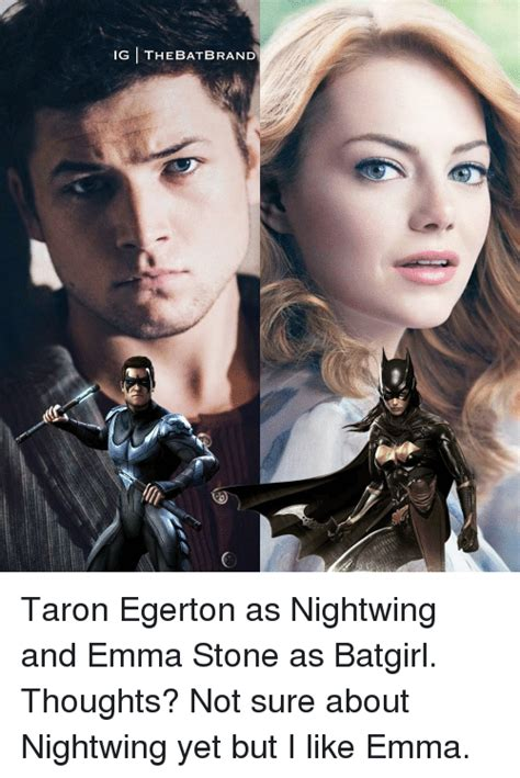 emma stone ig funny batgirl memes of 2017 on sizzle live by night