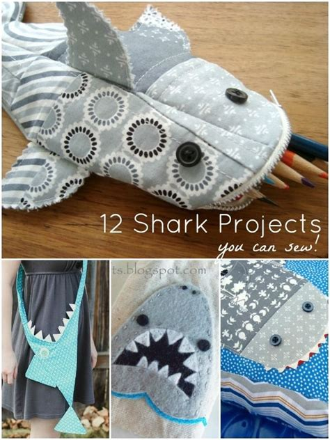 Sewn Patchwork Projects - 12 shark tutorials you can sew patchwork posse easy