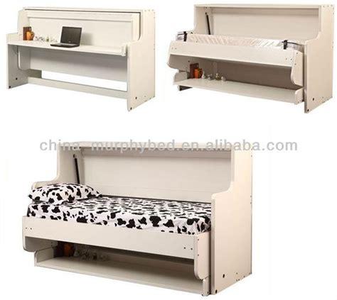 Modern Murphy Bed With Desk by Modern Transformable Murphy Bed Wall Bed With Desk B09fb