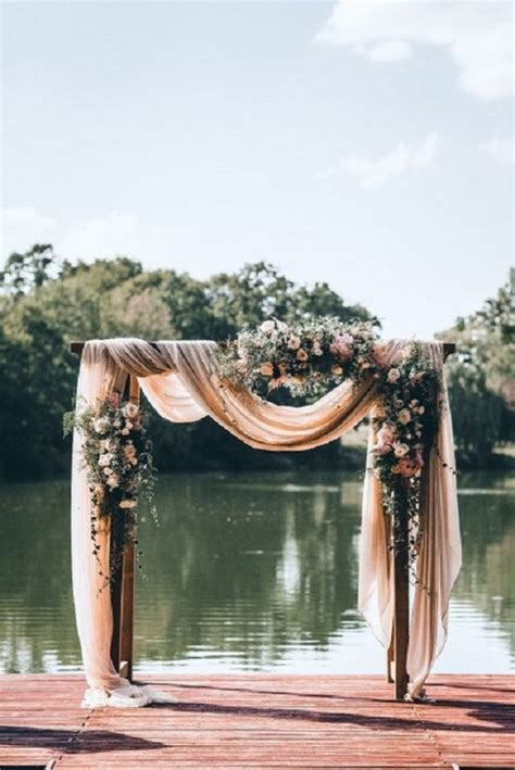 Wedding Arch Images by 10 Stunning Wedding Arch Ideas For Your Ceremony