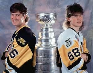 mario lemieux the stanley cup jaromir jagr 1991 hockeygods