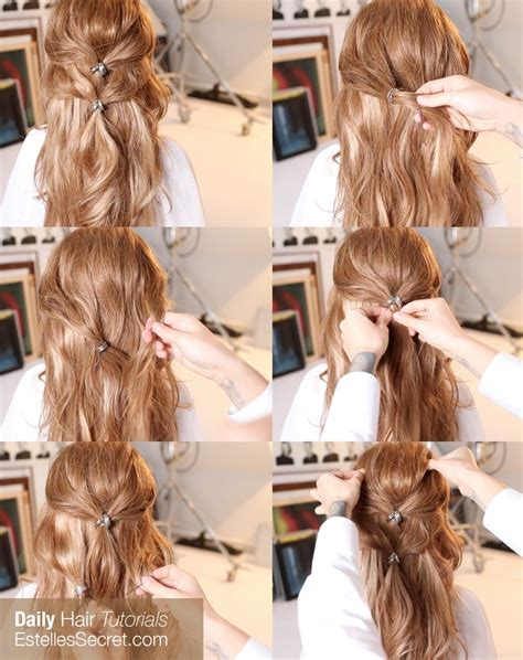 updo hairstyles using hair extensions 130 best estellessecret all about hair images on pinterest