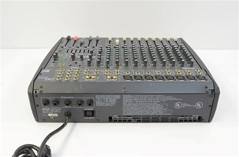 Power Mixer Yamaha 12 Channel yamaha emx2000 12 channel powered mixer emx 2000 reverb