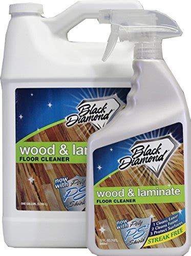 black diamond wood laminate floor cleaner for hardwood