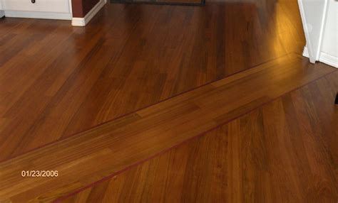 transition between old and new hardwood floors google