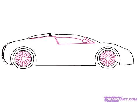 how to draw a bugatti step by step pictures cool2bkids how to draw a 2010 bugatti veyron step by step cars
