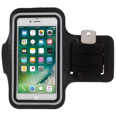 Armband Sports Black iphone 7 iphone 8 sports armband black
