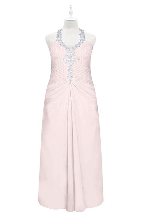 light pink plus size dress colsbm ruth light pink plus size bridesmaid dresses