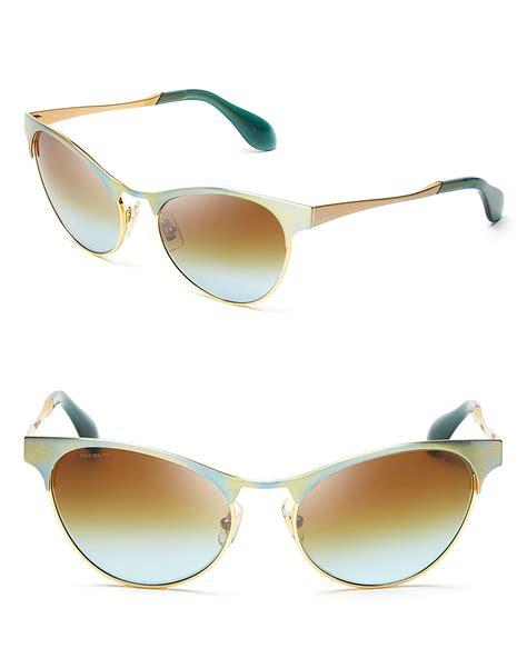 Kacamata Miu Miu Cat Eye Free Lensa Miu Miu Cat Eye Sunglasses Pink Louisiana Brigade