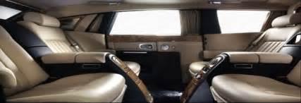 Rolls Royce Phantom Interior Rolls Royce Phantom Replica Limousine Project Cars