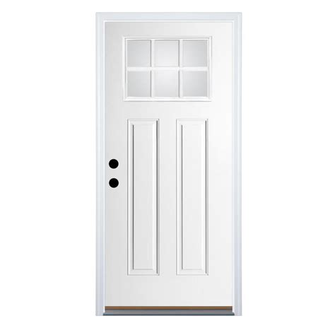 shop therma tru benchmark doors craftsman insulating