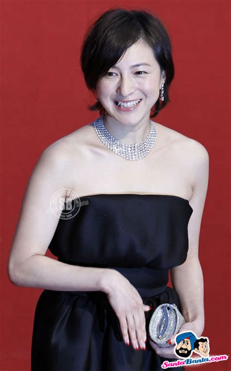 japanese actress ryoko hirosue arrives