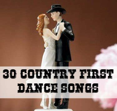 Country Music Dance Songs | country father daughter dance songs