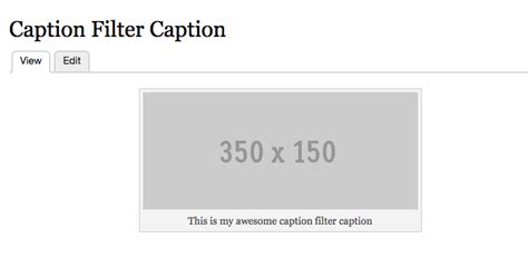filter captions a comparison of drupal 7 image caption methods using wysiwyg module with ckeditor