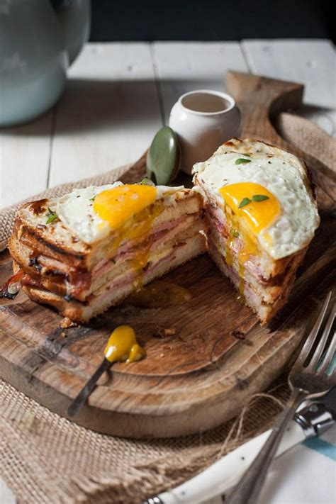 Madam Honey this one s for you decker croque madame