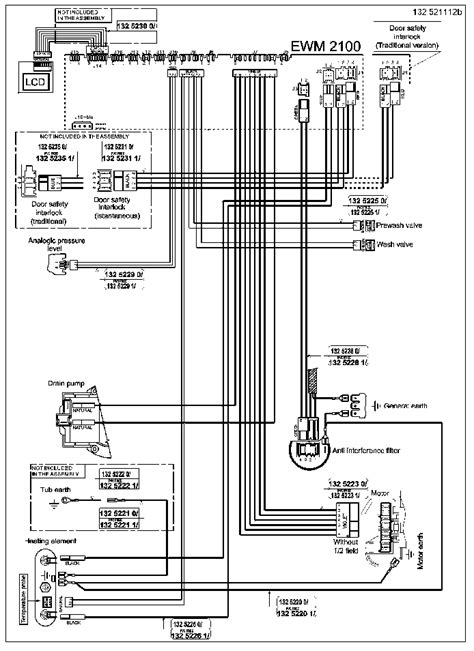 washing machine wiring diagram pdf 34 wiring diagram