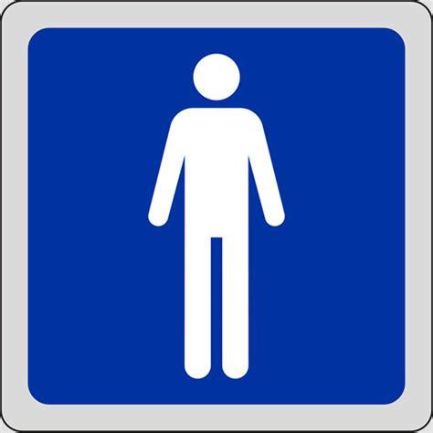 cartello bagni cartello toilette uomini pixlemon