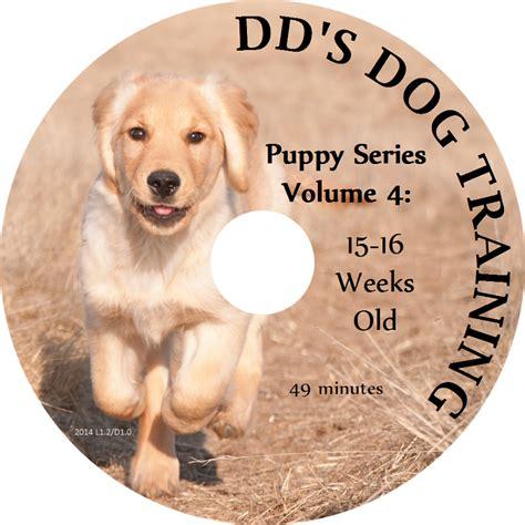 puppy series puppy series volume 4 15 16 weeks dvd dd s