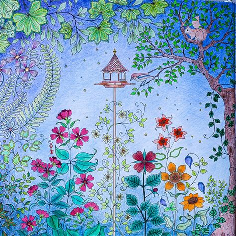 The Secret Garden Coloring Book secret garden colouring book johanna basford part i