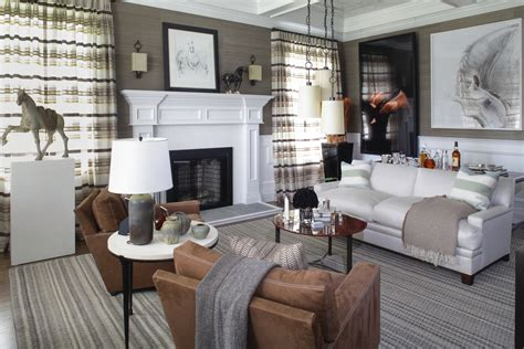 equestrian living room patrik lonn added an equestrian theme to the living room gorgeous designs are on display at