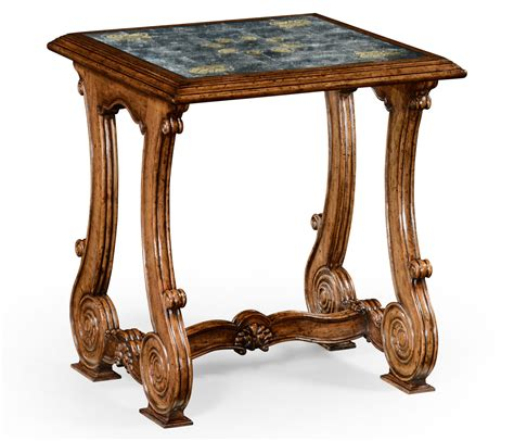 Paisley 201 Glomis 233 Provincial Style Side Table