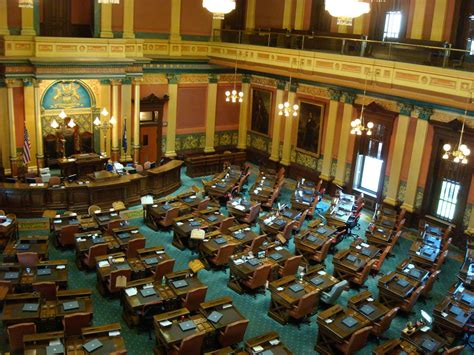 Former Courser And Gamrat Staffers Sue The Michigan House Of Representatives