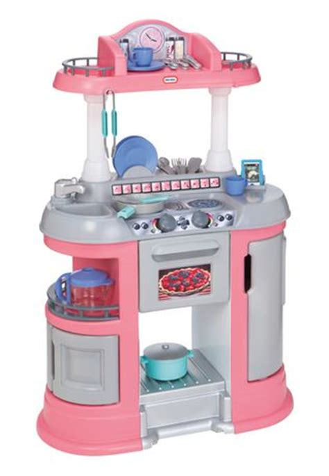 Tikes Childrens Kitchen by Tikes In The Kitchen Pink Walmart Ca