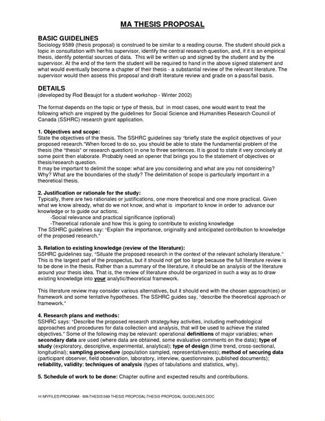 dissertation research plan 8 thesis template timeline template