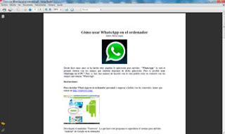 tutorial para bajar whatsapp para pc descargar tutorial whatsapp para pc gratis