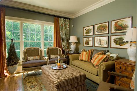 Southern Living Family Rooms | 2007 southern living showcase home traditional living