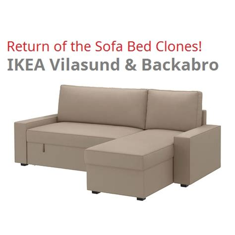 Can I Return A Mattress by Vilasund And Backabro Review Return Of The Sofa Bed