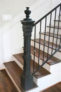 How To Fit A Banister My Newel Post That Almost Wasn T Cedar Hill Farmhouse