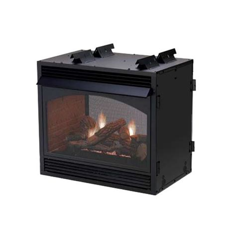 See Through Ventless Gas Fireplace by Empire Vail Premium Vent Free Gas See Thru