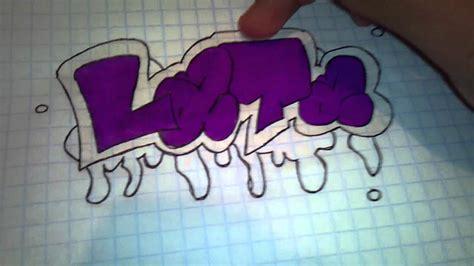 imagenes te amo genesis como hacer un graffiti facil y sencillo youtube