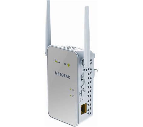 Netgear Wifi Extender netgear ex6150 100uks wifi range extender ac 1200 dual