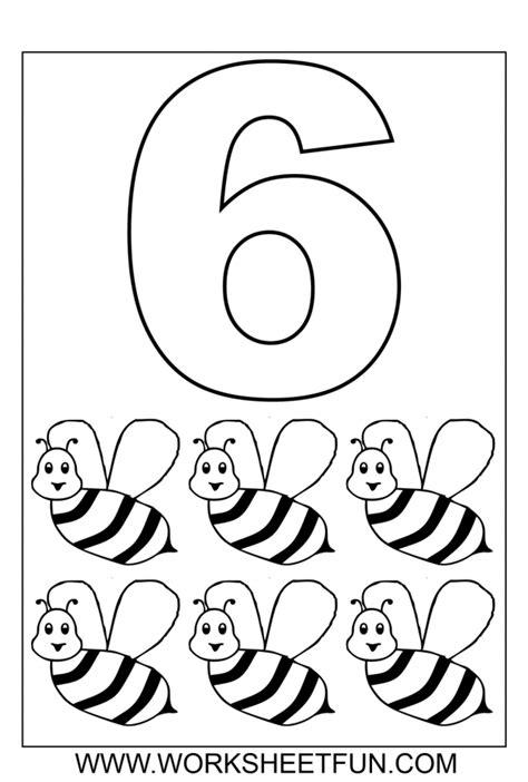 preschool coloring pages number 5 preschool coloring pages number 1 cooloring com