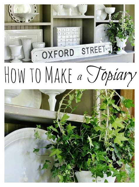 how to make topiaries how to make a topiary thistlewood farm